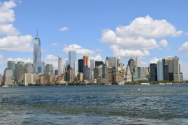 NYC skyline. Breathtaking.